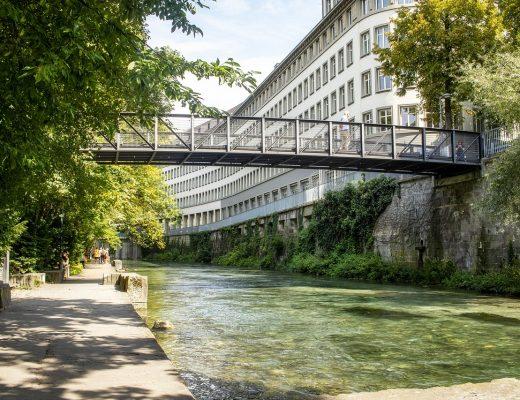 Zurich, the 1990s