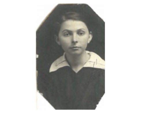 Eli's Mother in the 1920s