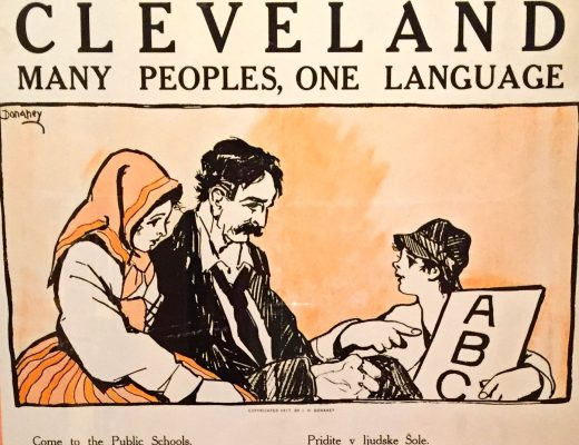 Multicultural Cleveland, Now & Then